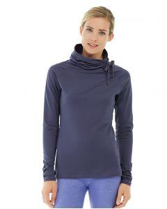 Josie Yoga Jacket-XS-Gray