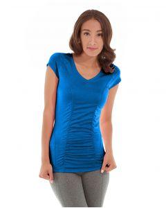 Iris Workout Top-XL-Blue