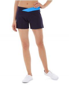 Bess Yoga Short-29-Blue